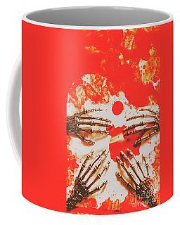 A Future Uncertain Coffee Mug