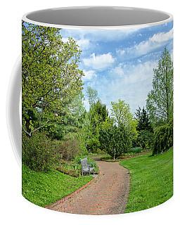A Garden Walk Coffee Mug