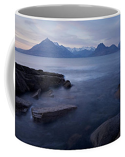 A Gentle Sunset At Elgol  Coffee Mug