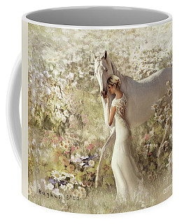 A Gentle Touch Coffee Mug