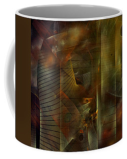 A Ghost In The Machine Coffee Mug by NirvanaBlues