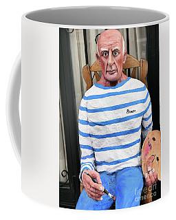 A Giant Of Spanish Art Coffee Mug