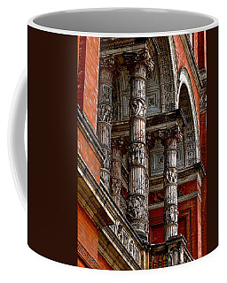 A Gift To The Nation Coffee Mug by Ira Shander