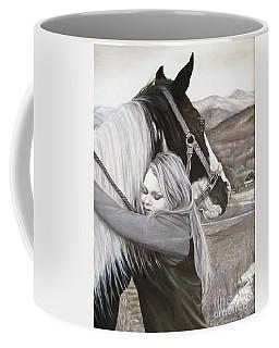 A Girls Best Friend Coffee Mug