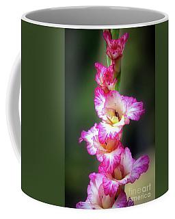 A Gladiolus Coffee Mug