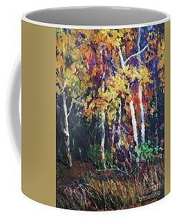 A Glance Of The Woods Coffee Mug