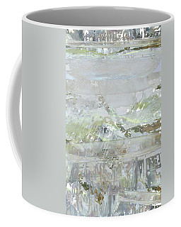 A Glass Half Full Coffee Mug