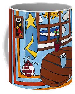 A Glass Of Water Coffee Mug