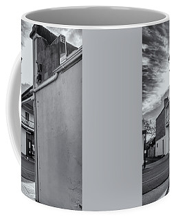 Coffee Mug featuring the photograph A Glimpse by Linda Lees