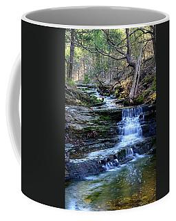 A Glimpse Of Old Oklahoma Coffee Mug
