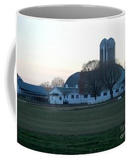 A Glorious Amish Evening Coffee Mug