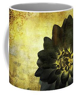 A Golden Heart Coffee Mug