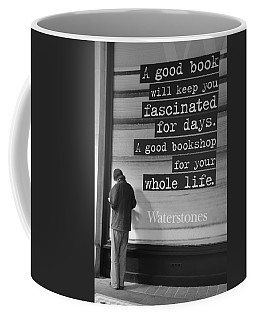 A Good Book Coffee Mug