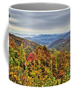 A Good Place To Ponder Coffee Mug