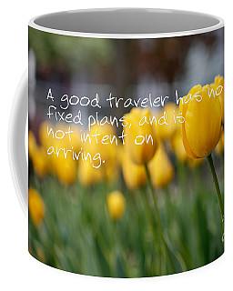 A Good Traveler Coffee Mug