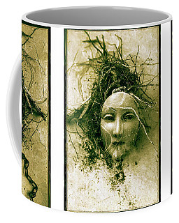 A Graft In Winter Triptych Coffee Mug
