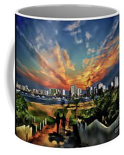 A Great Day In Salinas, Ecuador Coffee Mug