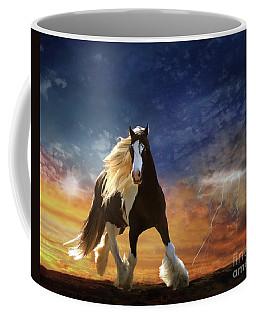 A Gypsy Storm Coffee Mug by Melinda Hughes-Berland