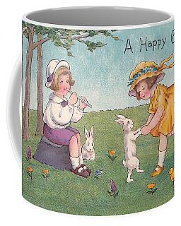A Happy Easter Coffee Mug by David and Lynn Keller