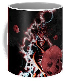 A Hard Rain's A Gonna Fall Coffee Mug