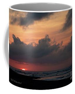 A Hatteras Sunrise Coffee Mug