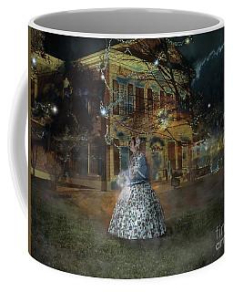 A Haunted Story In Dahlonega Coffee Mug