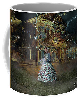 A Haunted Story In Dahlonega Coffee Mug
