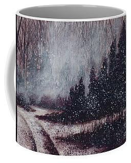 A Hazy Shade Of Winter  Coffee Mug