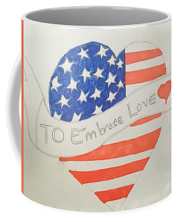 A Heart Of Love  Coffee Mug