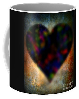 A Heart Of Steel Coffee Mug