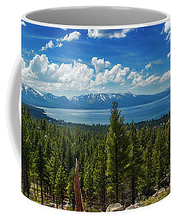 A Heavenly View By Brad Scott Coffee Mug
