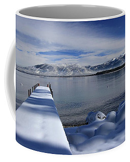 A Heavenly View Coffee Mug by Sean Sarsfield