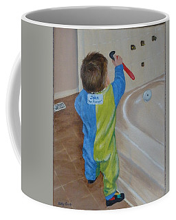 A Helping Hand Coffee Mug