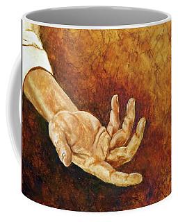 A Helping Hand Coffee Mug