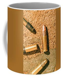 A Higher Calibre Coffee Mug