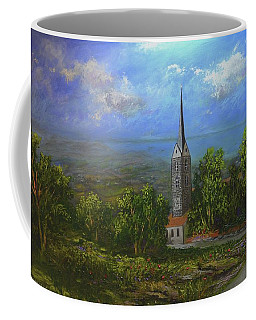 A Higher Place Coffee Mug