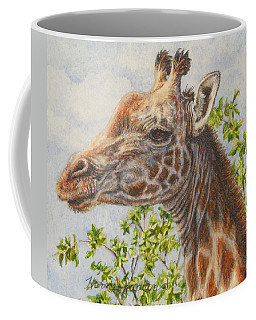 A Higher Point Of View Coffee Mug