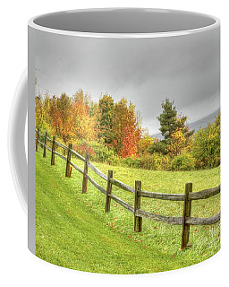 A Highland Forest Autumn Coffee Mug