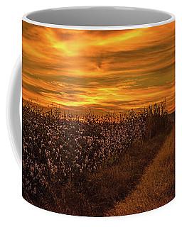 A Hill Of Cotton  Coffee Mug