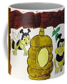 A Honey And The Bees Coffee Mug