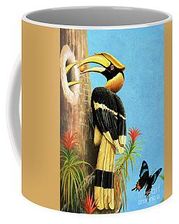 A Hornbill Coffee Mug