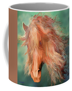 A Horse Called Copper Coffee Mug