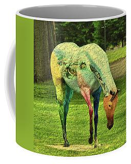 A Horse Is A Horse Coffee Mug