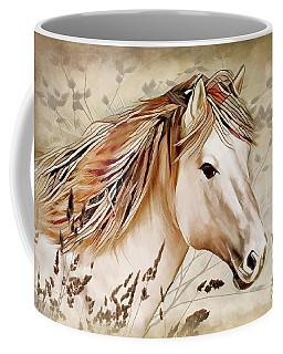 A Horse Of Course Coffee Mug