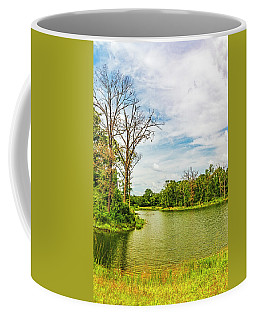 A Hot Day At The Pond Coffee Mug