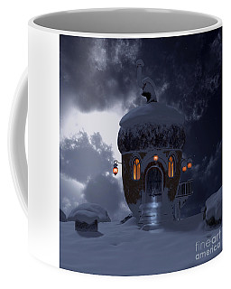 A House In The Woods Coffee Mug