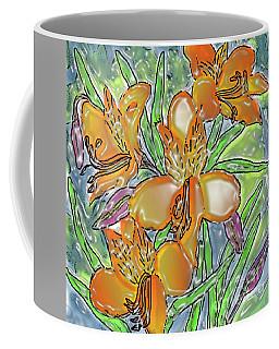 A Hug Of Rain Coffee Mug