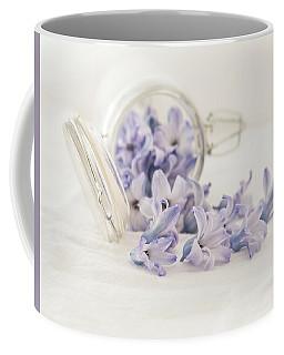 Coffee Mug featuring the photograph A Jar Of Purple Sweetness by Kim Hojnacki