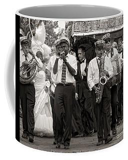A Jazz Wedding In New Orleans Coffee Mug