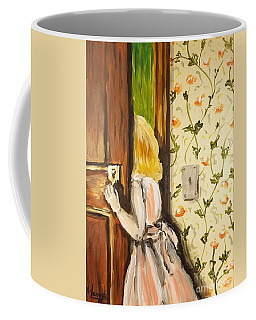 A Journey Begins Coffee Mug